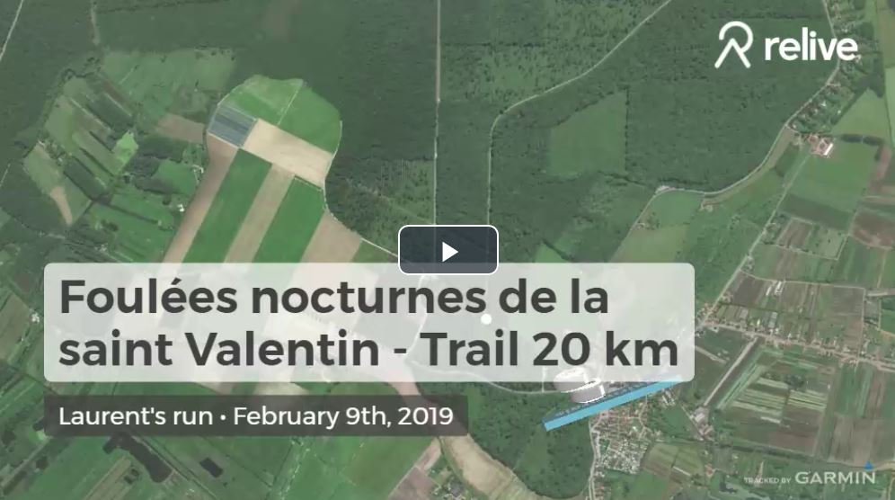 Relive 20 km