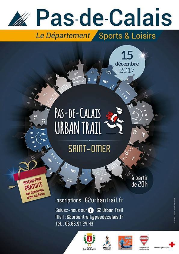 Urban trail saint omer